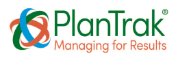 PlanTrak logo